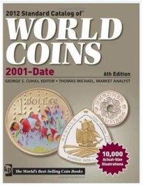 2012 Catalogo World coins 2001-2012
