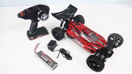 Tanto Buggy Off Road - 1/10 - Elétrico, Himoto (completo)