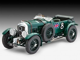 Bentley 4,5L Blower - 1/24 revell 07007