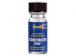 Cola transparente Contacta Clear - 20g Revel 39609