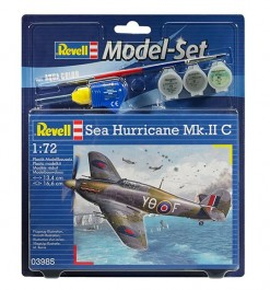 Model Set - Sea Hurricane Mk.II C - 1/72