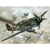 Model Set Messerschmitt Bf-109 - 1/72- Revell